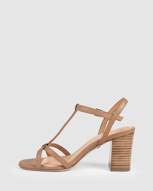 Robert Robert Kamila - Heels (Brown)