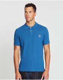 PS by Paul Smith - Plain Zebra Polo