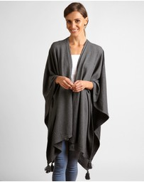 Arms Of Eve - Rivera Tassel Poncho