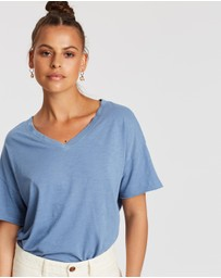 Gap - ​SS Slub Hillow T-Shirt
