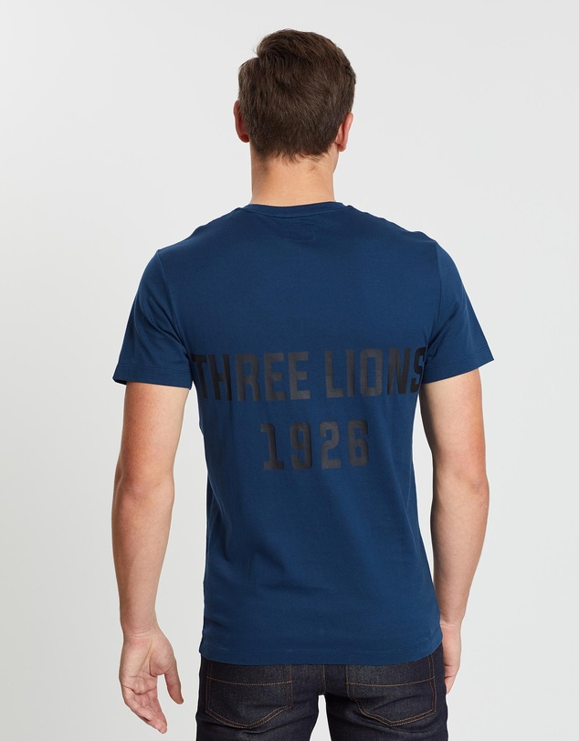 Kent and Curwen - 1926 Three Lions T-Shirt