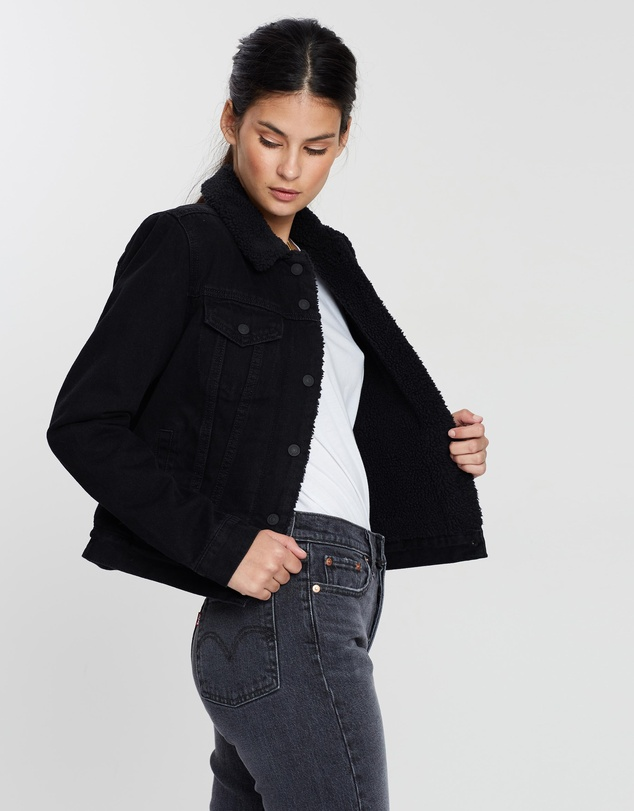 Levi's - Original Sherpa Trucker Jacket