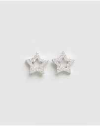 Jackie Mack - Shooting Star Studs
