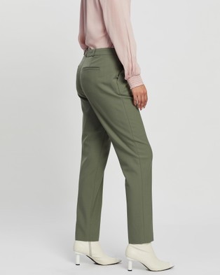 David Lawrence Stevie Tapered Pants Wreath