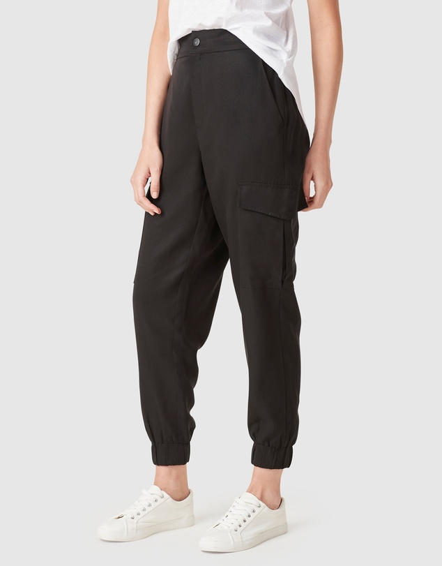 French Connection - Lyocell Cargo Pants
