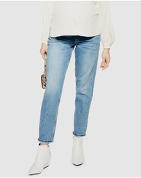TOPSHOP Maternity - Mom Jeans