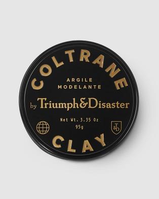 Triumph & Disaster Coltrane Clay - Beauty (Grey)