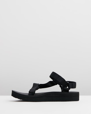 Teva Midform Universal   Women's - Sandals (Black)