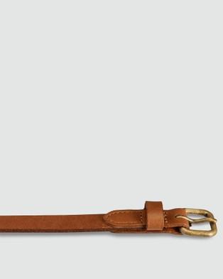 female Leather Belts