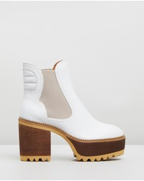 See By Chloé - Casey Booties