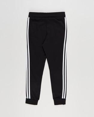adidas Originals Trefoil Pants   Teens - Sweatpants (Black & White)