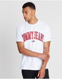Tommy Jeans - Collegiate Logo Tee