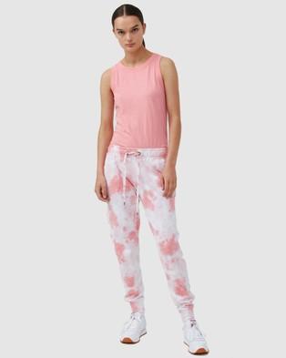 Jac & Mooki Scarlet Sweat Pant - Sweatpants (flamingo tie dye)