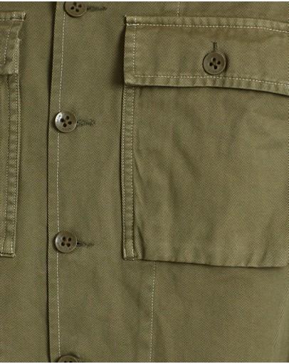 Neuw Surplus Overshirt Military