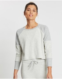 Beyond Yoga - All The Feels Cropped Pullover