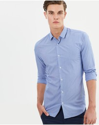 Scotch & Soda - Special Weave Shirt