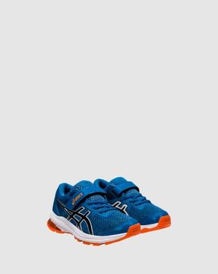 ASICS GT 1000 10 Pre School - Lifestyle Shoes (Reborn Blue)