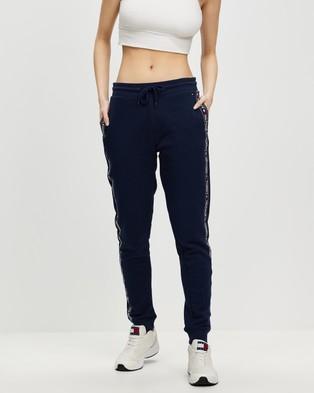 Tommy Hilfiger Nostalgia Track Pants - Sweatpants (Navy Blazer)