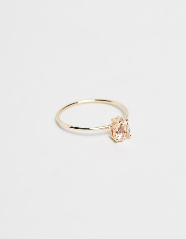 Natalie Marie Jewellery - Tiny Pear Ring