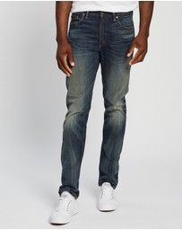 RRL - Slim Narrow 5-Pocket Denim Jeans