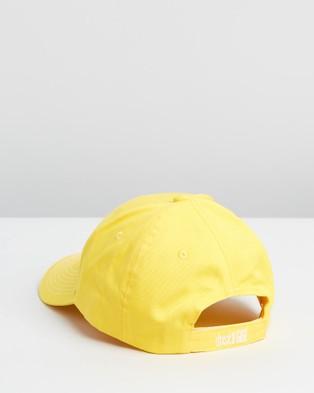 Duskii - Amelie Cap Teens Hats (Canary Yellow)