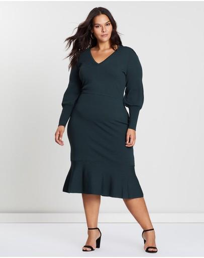32b7f77f3 Curvy Dress