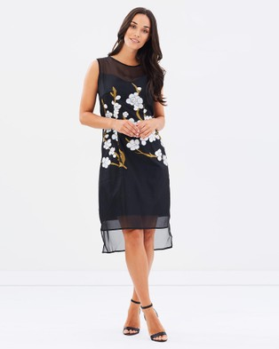 Faye Black Label – In Bloom Shift Dress – Dresses (Blossom)