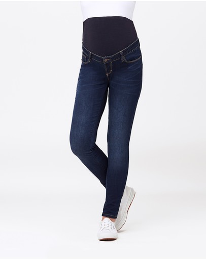 Ripe Maternity Rebel Jeggings Indigo