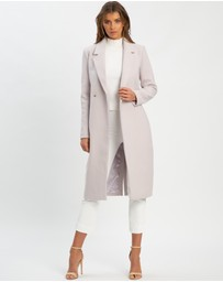 Tussah - Shelby Oversized Coat