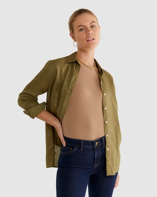 Sportscraft Simone Straight Jeans - Jeans (blue)