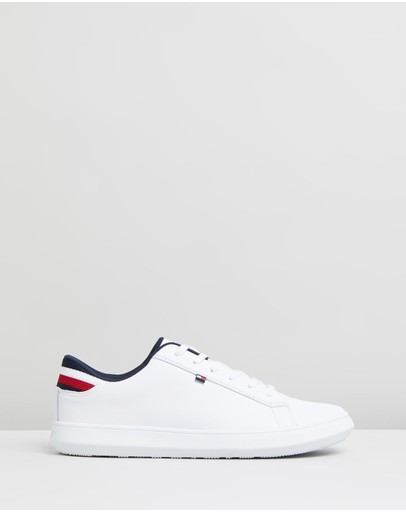 Tommy Hilfiger - Essential Leather Detail Cupsole Sneakers