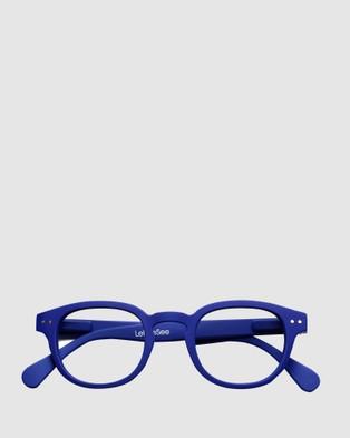 IZIPIZI Reading Collection C - Optical (Blue)