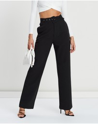 Dazie - Sanity Wide Leg Pants