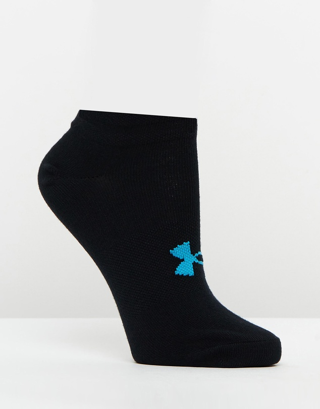 Under Armour - UA Essential No Show Socks - Women's