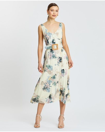 Pasduchas - Tropico Midi Dress