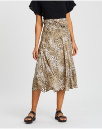 Faithfull The Brand - Luda Midi Skirt