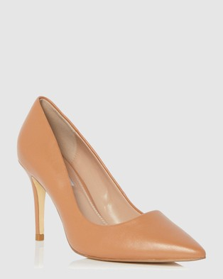 Dune London - Aurrora Di All Pumps (Camel)