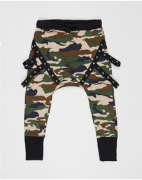 Lil' Mr - Lil' Commando's Harem Pants - Kids