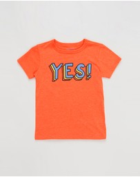 crewcuts by J Crew - Yes! T-Shirt - Kids