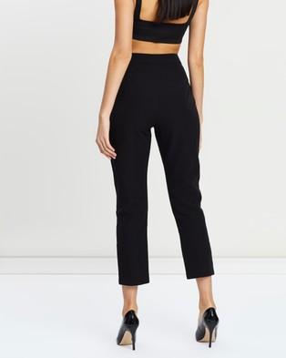 Atmos&Here Bella Pants - Pants (Black)