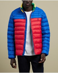 Polo Ralph Lauren - Recycled Lightweight Down Coat - The Iconic Exclusives