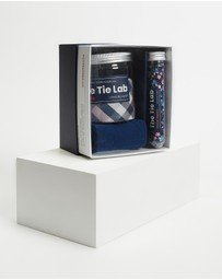 Tie Lab - 3-Piece Gift Box Set