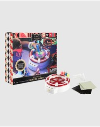 F.A.O SCHWARZ - Toy Spin Art 3D with LED