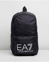 Emporio Armani EA7 - Train Foldable Backpack