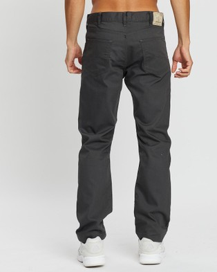 Patagonia Performance Twill Jeans   Regular - Pants (Forge Grey)