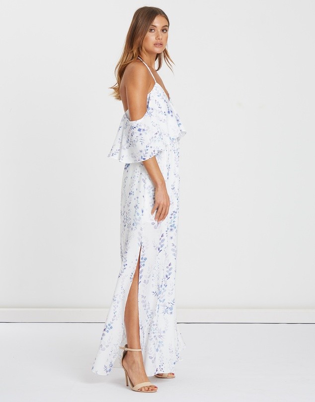 CHANCERY - Natasha Printed Maxi Dress