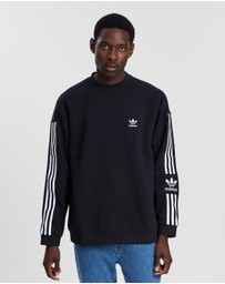 adidas Originals - Tech Crew Neck Sweatshirt