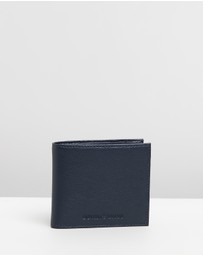 Emporio Armani - Bi-Fold Credit Card Vitello Wallet