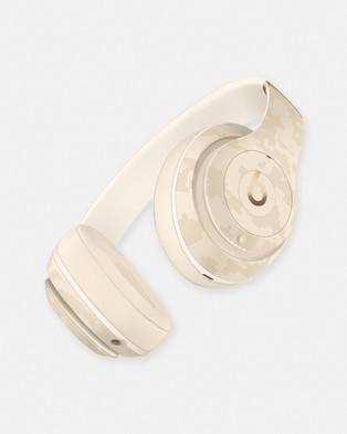 Beats by Dr. Dre - Studio3 Wireless Headphones Camo Collection Tech Accessories (Sand Dune)