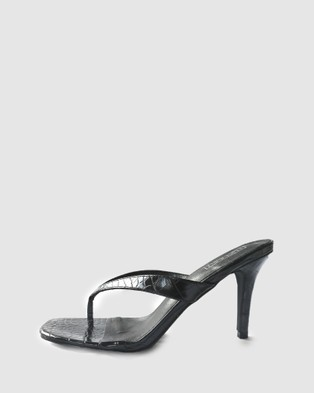 Therapy Mira - Heels (Black)